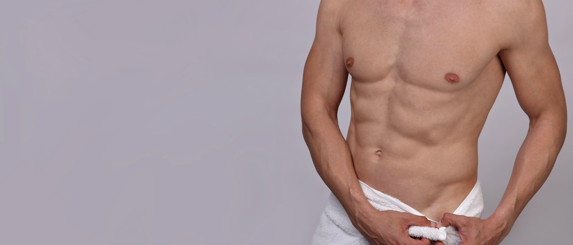 Pubic Hair Removal for Men